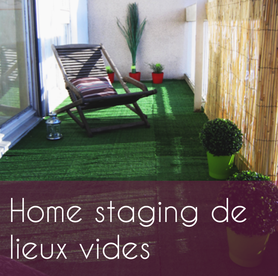 home staging de lieux vides
