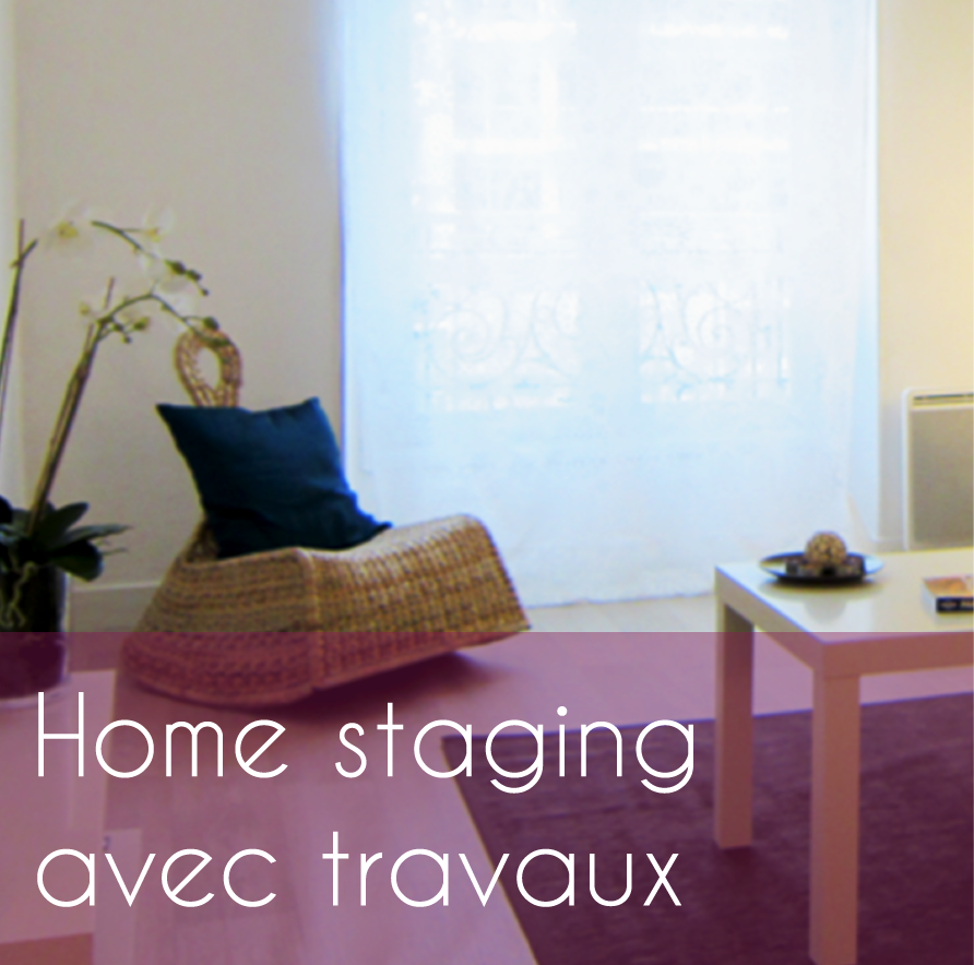 home staging avec travaux