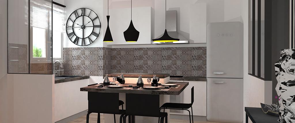 la f e immo home staging paris d ration int rieure 94 75. Black Bedroom Furniture Sets. Home Design Ideas
