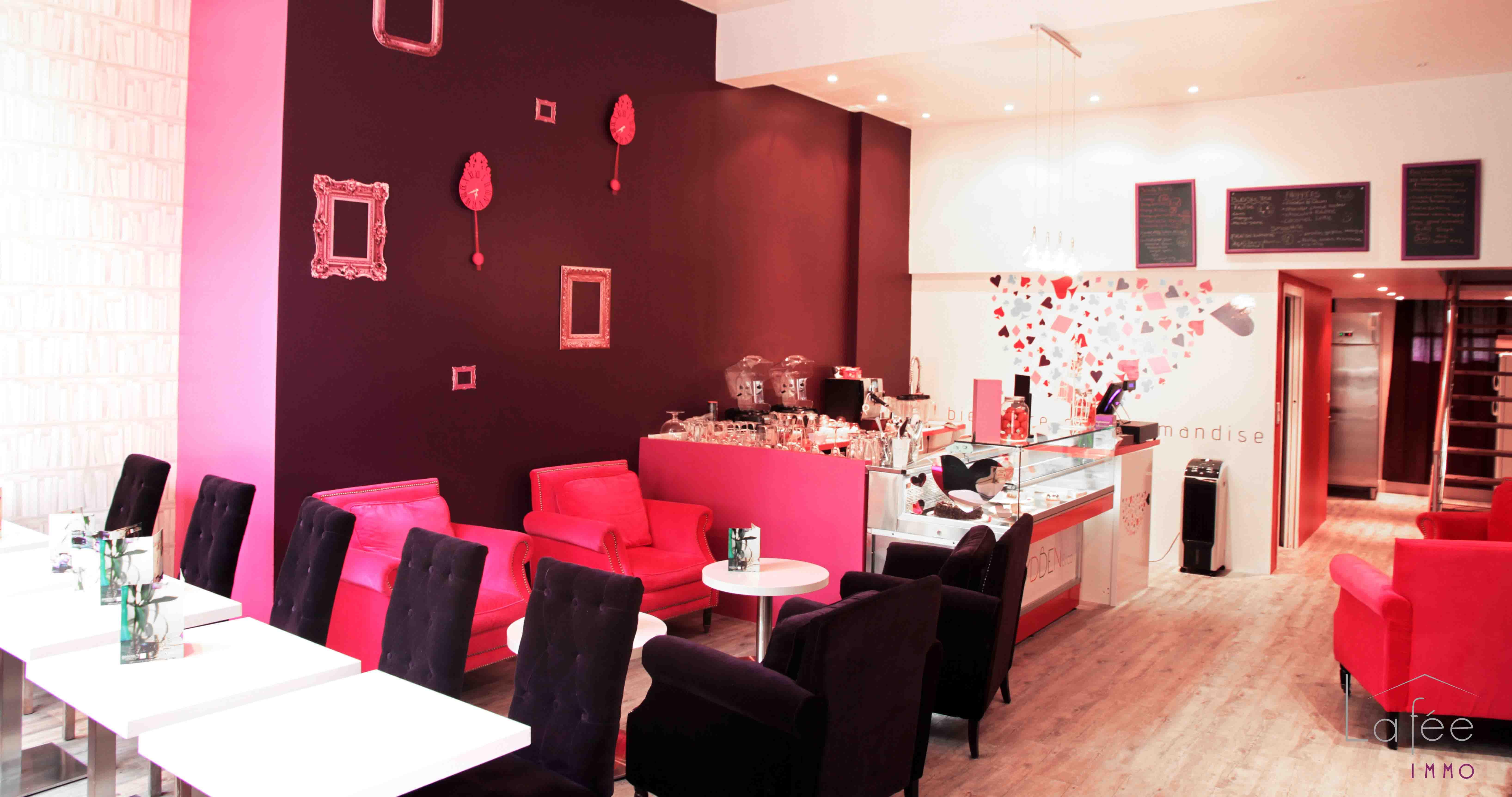 La Fee Immo Agencement Et Decoration D Un Salon De The